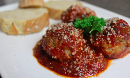 Italienische Fleischbällchen