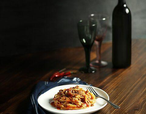 Unsere beste Tomatensoße!