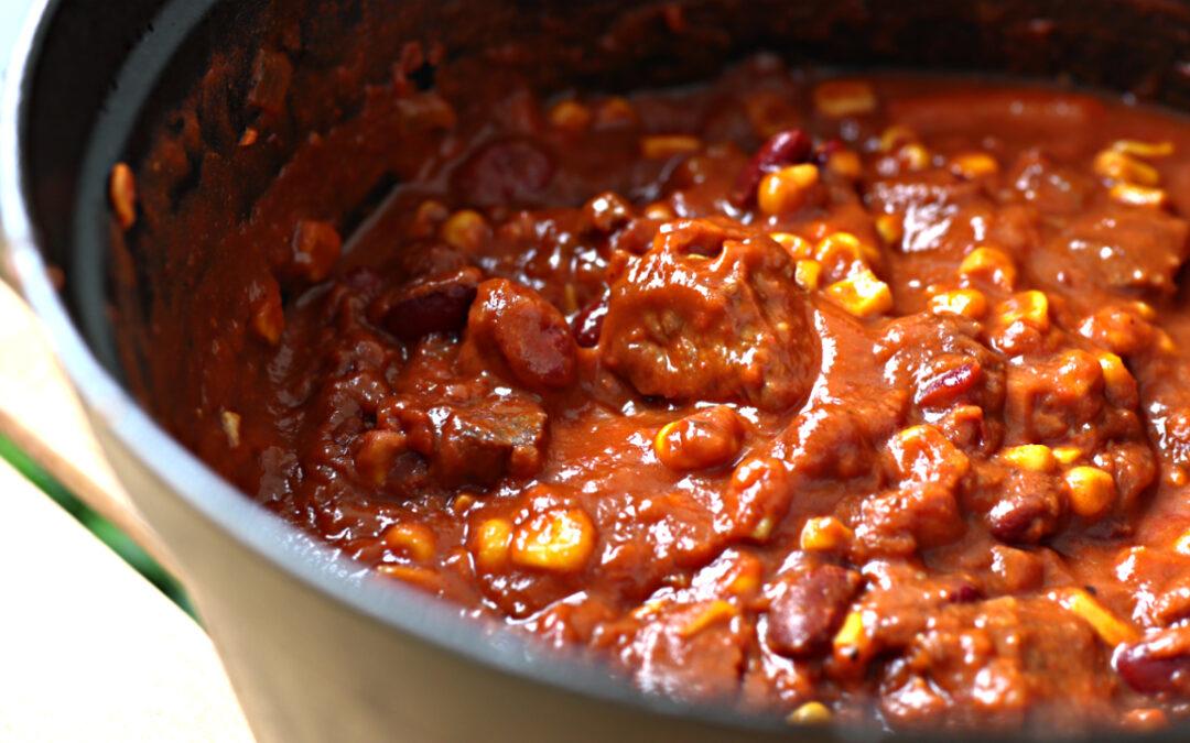 Chili im Cowboy Style
